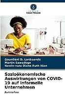 Soziooekonomische Auswirkungen von COVID-19 auf informelle Unternehmen