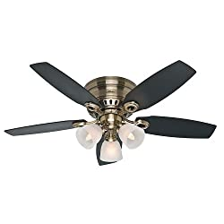 Top 10 best ceiling fans of 2018 reviews equipped with a powerful whisperwind motor this ceiling fan can deliver a whisper quiet cooling performance of the highest standard aloadofball Gallery