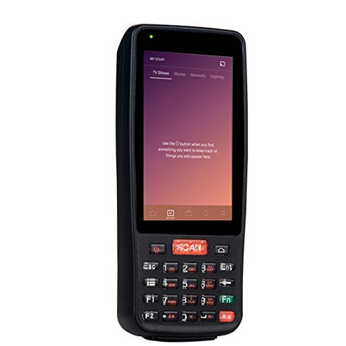 Robuste Terminal Portable Mobile 2D Laser Reader, Android Barcode Scanner, Appareil Photo, Sans Fil 4G Wifi GPS BT NFC Pour L'inventaire De Livraison Livraison Entrepots