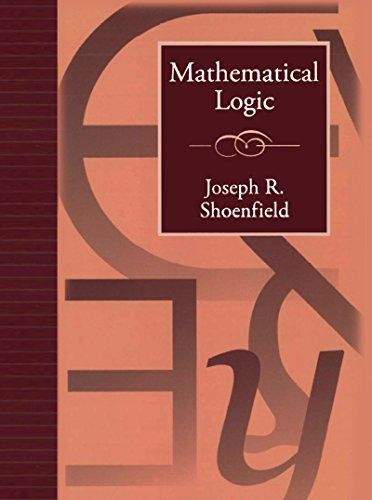 Mathematical Logic (English Edition)