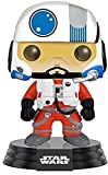 Star Wars. Dimensions: 3.75' X 1 Funko Force Awakens Pop Snap Wexley Bobble Head Vinyl Figure Vinilo, Multicolor 9614