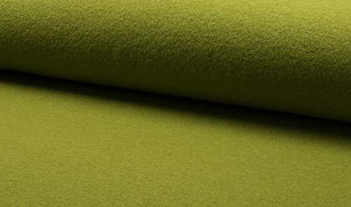 Fabrics-City Helloliv 5046 - Tela (620 g, 100% Lana Virgen)