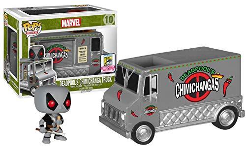 Funko POP! Marvel: X-men: Deadpool con camión Exclusivo