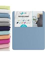 Dreamzie - Hoeslaken - 100% Polyester Microvezel - OEKO-TEX® Gecertificeerd Vrij van Chemische Producten