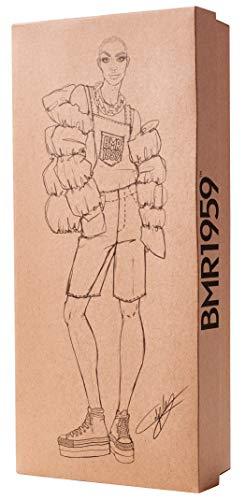 Barbie Ken Muñeco BMR 1959, look pelo verde , regalo para niñas y niños 3-9 años (Mattel GHT96) , color/modelo surtido
