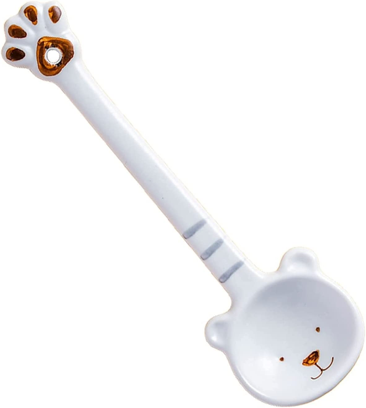 Pho spoon Soup Ladle Features Handmade Cheap SALE Start Tea New sales Cof Ice Ceramic Milk