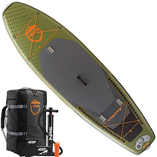 NRS Osprey 10.8 Fishing Inflatable SUP Board