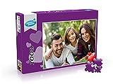 Fotopuzzle 1000 Teile, Individuelles Puzzle mit eigenem Foto, Puzzle mit eigenem Bild selbst gestalten (1000 Teile)
