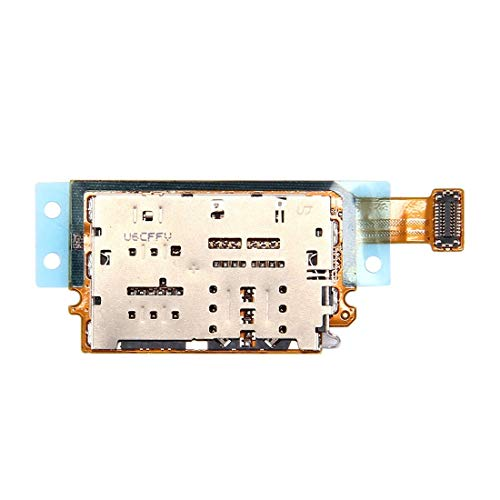 Allcecase Replacement Part for Samsung Micro SD Card & SIM Card Reader Flex Cable for for Galaxy Tab S3 9.7 / T825