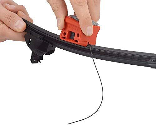 HP-Autozubehör 12410801 Scheibenwischer-Schneider Dual Cut