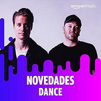 Novedades Dance & Electrónica