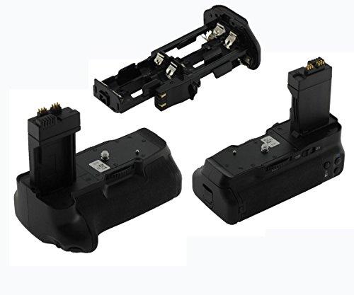 Batteriegriff für Canon EOS-550D EOS-600D EOS-650D (kompatibel zu BG-E8)