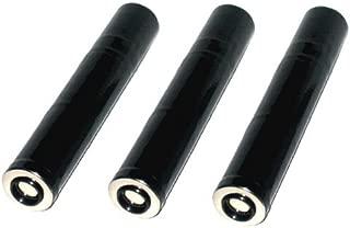 3 Fenzer Rechargeable Flashlight Battery for Streamlight Stinger LED HP, Stinger XT, DS L, HP W, LED, W/ A, W/ D, W/O, XT H, XT W