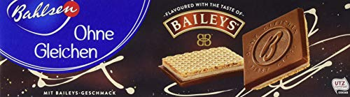 Bahlsen Ohne Gleichen Baileys, knusprige Bahlsen Waffel mit leckerer Cremefüllung, 1er Pack (1 x 125 g)