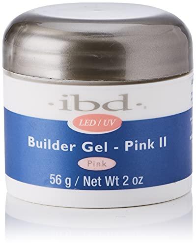 IBD UV LED/b-gel, 56g, rosa II