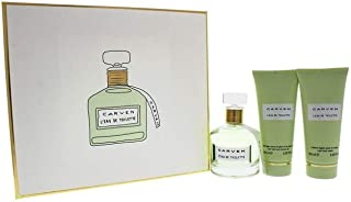 Carven Le Parfum for Women - 3 Pc Gift Set  EDP Spray 100ml