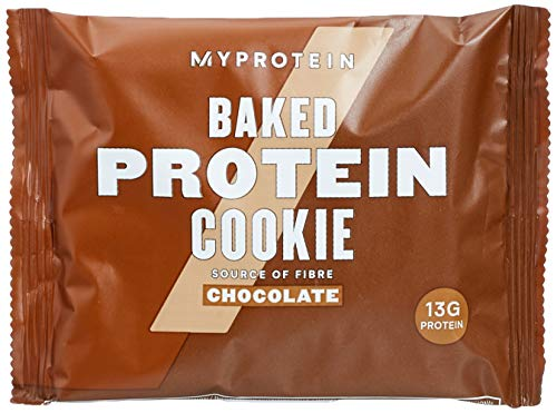 MyProtein Baked Cookie Chocolate 75g (Box of 12) - 900 g