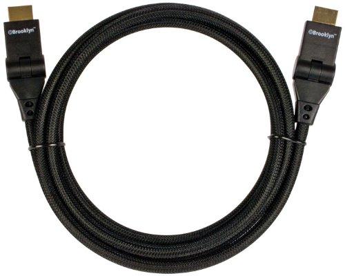 Full HD HDMI Flex Cable (Nintendo DS/Wii/PS3/Xbox 360/PC) [Importación inglesa]