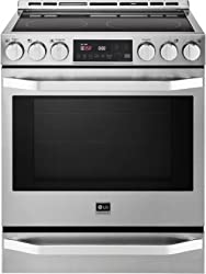 LG Studio LSSE3026ST Slide-in Electric Range