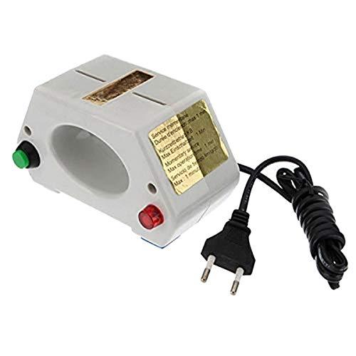 Senmubery 110V Desmagnetizador Profesional Desmagnetización Herramienta de Reparación de la Máquina Reloj Tiempo de Ajuste Herramienta de Desmantelamiento Enchufe EU