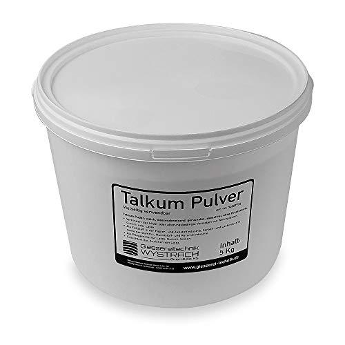 GTW Talkum Puder 5 KG Ohne Zusatzstoffe