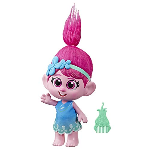 Figura Trolls Toddler Poppy - E6715 - Hasbro