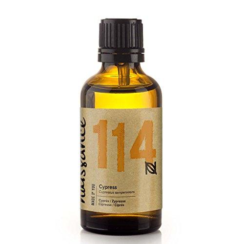 Naissance Zypresse (Cupressus sempervirens) 50ml 100% naturreines ätherisches Öl