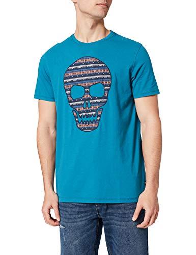 Springfield Camiseta Calavera,...
