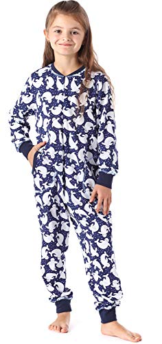 Merry Style Pijama Entero 1 Pieza Vestido de Casa 100%...