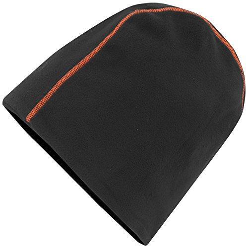 Helly Hansen Workwear Mütze Minto Beanie mit Polartec aus Polyester-Fleece, schwarz, 79834