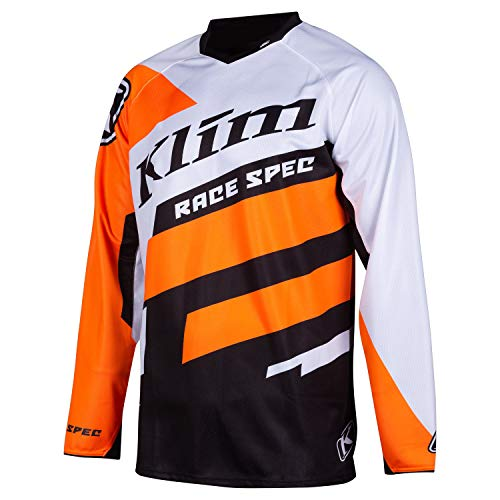 KLIM Race Spec Jersey XL White