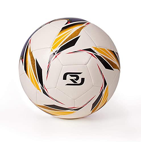 RONEX SPORTS ACTION Pallone da calcio Action di livello competitivo - Pallone da calcio da allenamento - misura 5