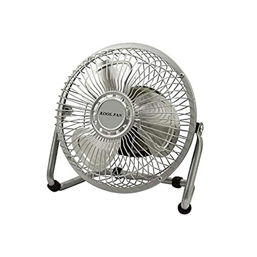 Tisch-Ventilator, Metall, Kool Fan, 20 W, 15 cm