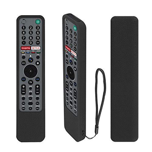 Protective Silicone Remote Case for Sony RMF-TX600U RMF-TX500E RMF-TX600E Smart Voice Remote...