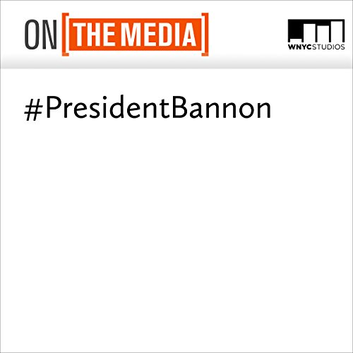 #PresidentBannon audiobook cover art
