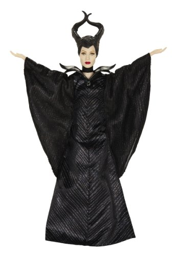 Maleficent - Die dunkle Fee - Dark Beauty Maleficent Puppe