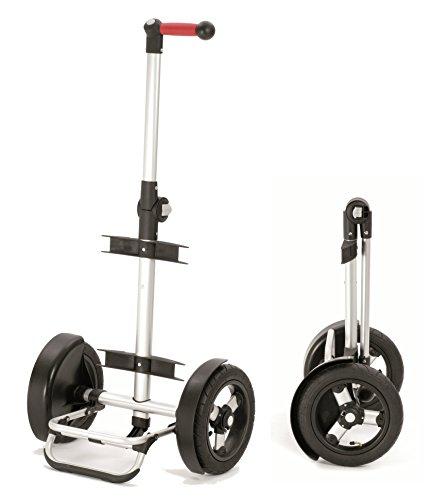 Andersen Tura Shopper Gestell faltbar 29-cm-Luft-Rad Fahrradanhänger Einkaufstrolley