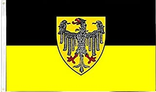 Trade Winds 3x5 City of Aachen German Germany Rough Tex Knitted Flag 3'x5' Brass Grommets Premium Fade Resistant