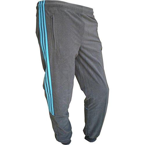 adidas YB Chal KN PA C Pantalón, Niños, Griosc/Azusol, 164