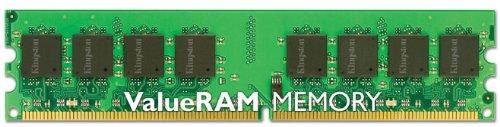 Kingston KVR667D2N5/2GBK Arbeitsspeicher 2GB (667MHz, 240-polig, CL5) DDR2-RAM
