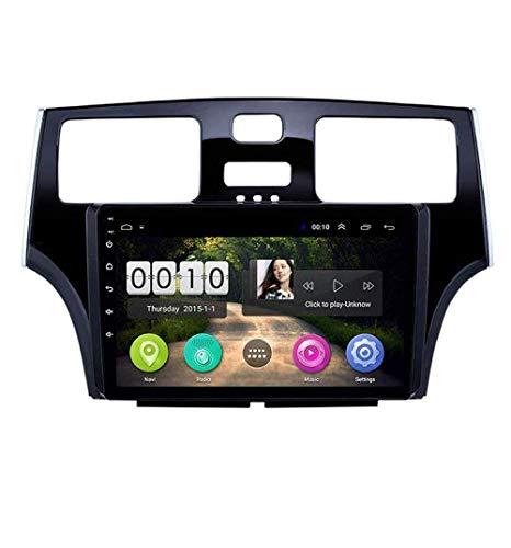 Android 8.1 GPS Navigation Autoradio, 9' 1080P HD Touch Screen Bildschirm Stereo TV, für Lexus ES300 / ES330 / ES205 2001-2005, mit Bluetooth Hands-Free Calls Mirror Link DAB,4G+WIFI1G+16G