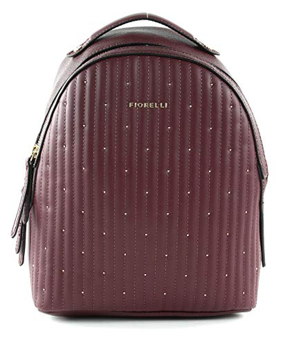 Fiorelli Anouk Backpack M Oxblood Quilt