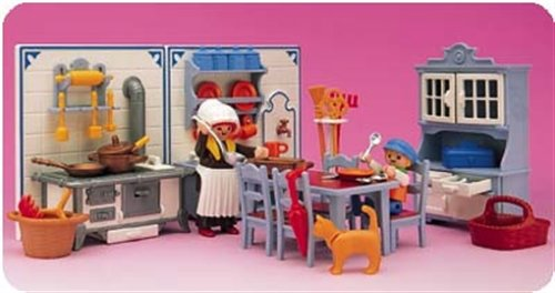 PLAYMOBIL 5322 - Küche