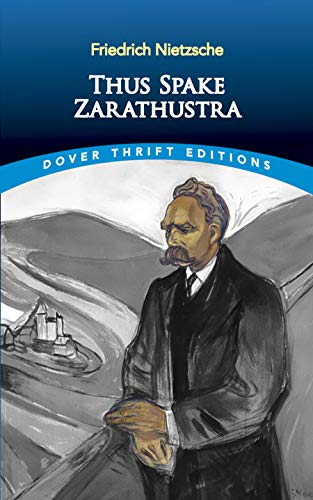 Thus Spake Zarathustra (Dover Thrift Editions)の詳細を見る