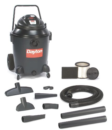 Sale!! Wet/Dry Vacuum, 6.5 HP, 32 gal, 120V