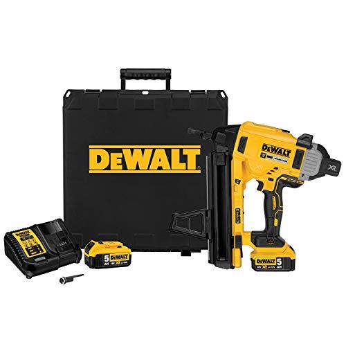 DeWalt DCN890P2-QW DCN890P2-QW-Clavadora de Hormigón sin