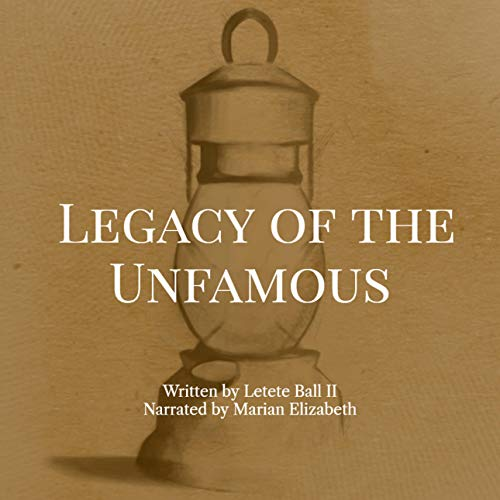 Legacy of the Unfamous cover art