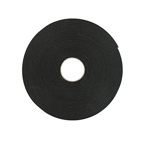 Ruban mousse simple face noir Norton 3mm x 9mm x 30m