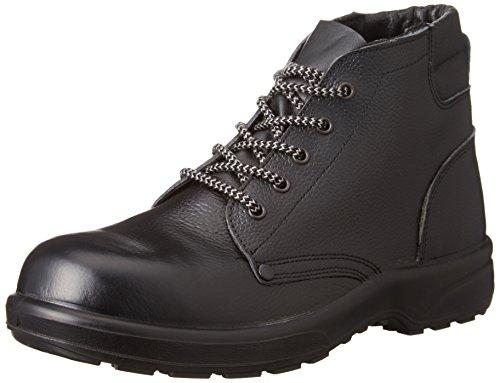 [エンゼル] 樹脂先芯ウレタン2層中編靴 AZ212 AZ メンズ 黒 JP JP30(30cm)