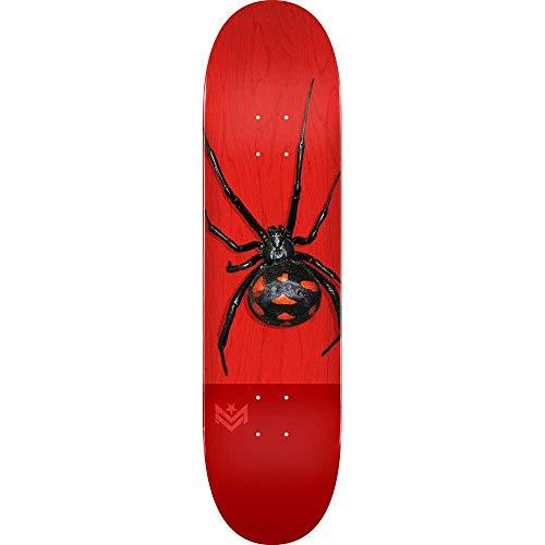 Mini Logo Skateboard Deck Poison Black Widow 16 K20 291 Multi 7.7\